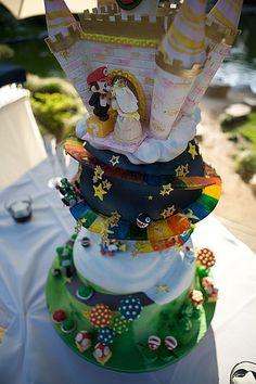 purerave.com - +geek+ - Mario cake