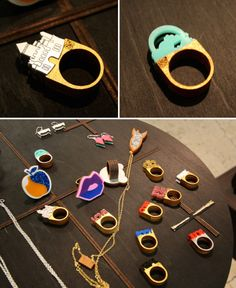 Really cool rings!