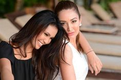 Angelia Ong has the sweetest message for Miss Earth Air Dayanna Grageda