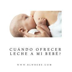 cuando comenzamos con el método BLW nos surge la duda de cuándo debemos ofrecer leche al bebé, tanto sea materna como de fórmula. Te explicamos cuando.. Children, Bebe, Kids, Child, Babys, Babies