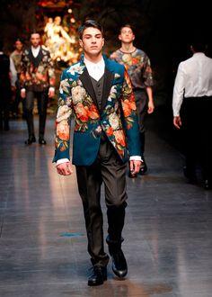 FW13 Dolce & Gabbana
