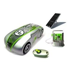 H-Racer 2.0: Build and drive your own Hydrogen Fuel Cell Car. $119.