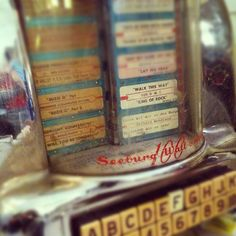 table top Juke Box