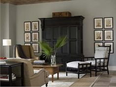 Colonial Style via The Home Files West Indies Decor, West Indies Style, British Colonial Decor, Colonial Furniture, Living Room Furniture Arrangement, Inspired Homes, Cozy House, Family Room, Living Spaces