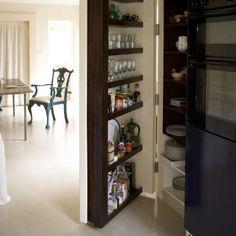 Küchen Küchenideen Küchengeräte Wohnideen Möbel Dekoration Decoration Living Idea Interiors home kitchen - Versteckte modernen Lager
