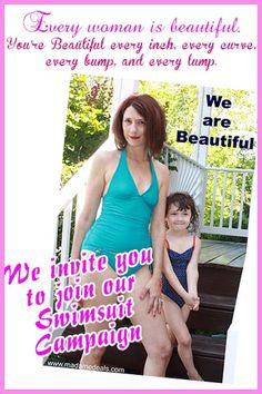 We invite you to join our You are beautiful swimsuit campaign! See all the lovely ladies that joined me. http://madamedeals.com/your-beautiful-swimsuit-campaign/ #inspireothers #swimsuit #swimwear #women