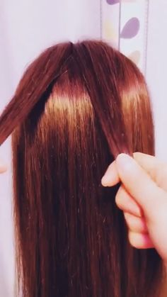 🌟Access all the Hairstyles: – Hairstyles for wedding guests – Beautiful hairstyles for school – Easy Hair Style for Long Hair – Party Hairstyles –. Easy Party Hairstyles, Easy Hairstyles For Long Hair, Little Girl Hairstyles, Hairstyles For School, Beautiful Hairstyles, Short Hair, Wedding Hairstyles, How To Make Hairstyle, Simple Hairstyle For Party