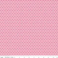 Designs by Dani - Girl Crazy - Girl Dots in Pink