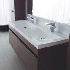 Toki 120cm Twin Basin And 2 Drawer Vanity 748 Also 1430mm