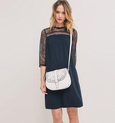 Vestido+detalhe+renda