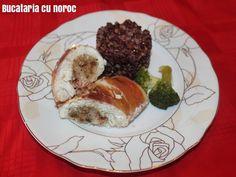 Rulouri de peste umplute cu alune - Bucataria cu noroc Noroc, Meat