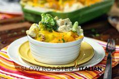 30 Minute Cheesy Chicken and Broccoli Casserole Cheesy Chicken, How To Cook Chicken, Casserole Dishes, Casserole Recipes, Chicken Soup Base, Chicken Broccoli Casserole, Broccoli Chicken, Broccoli Bake, Banting Recipes