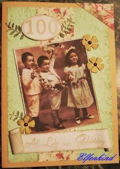 Elfenkind-Katrin: 100.Geburtstag