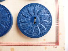 Blue / Pinwheel / Matte