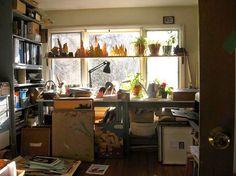 Orange Studio: Illustrators in their Studios (Part 2)