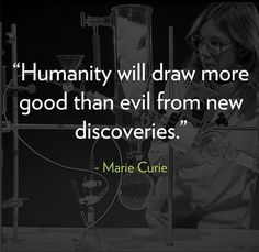 Marie Curie, being the first woman to win a Nobel Prize and the only woman to win the award in two fields (physics and chemistry). Alongside her husband Pierre Curie, the two discovered polonium and radium, and after her husbands death, she began the development of X-rays. As Marie worked numerous years with radioactive materials, it took a toll on her health. She passed away on July 4, 1934, of aplastic anemia, which can be cause by the prolonged exposure to radiation.