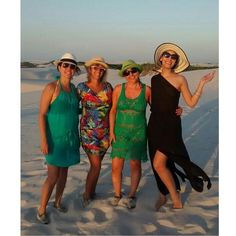 Lençois Maranhenses com novas amigas! Saída de praia by Vá! ❤️
