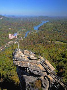 Chimney Rock, North Carolina