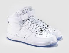 separation shoes b761d 7137b Discover Nike Lunar Air Force 1 High 14 White  Now