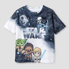 Baby Boys' Star Wars® Short Sleeve T-Shirt : Target