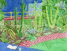 2000s : Paintings : Works   David Hockney