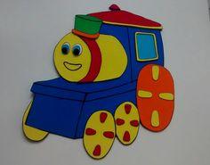 Bob, el Tren - 30cm