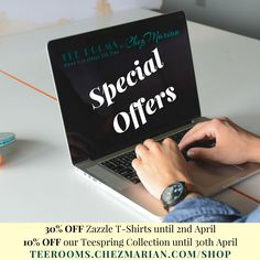Up to 30% Off selected items...limited period