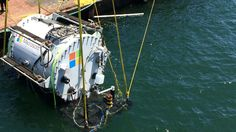 submarine data centres in Pacific Ocean Microsoft Project, California Coast, Interesting News, Pacific Ocean, Under The Sea, Ecology, Underwater, Coastal, Boat