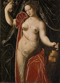 Ambrosius Benson - Judith et Holopherne
