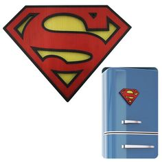 Superman Magnetic Bottle Opener Magnetic Bottle Opener, Bottle Openers, Man Of Steel, Superman, Magnets, Entertainment, Earth, Diy, Products
