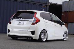 Fit GK 2016 Honda Fit, Honda Jazz, Race Engines, Honda Crv, Roll Cage, Japan Cars, Car Engine, Subaru, Cars And Motorcycles