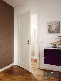 Der Vorteil von Echtlack auf der Türe, sie sehen keine Kante mehr.