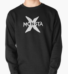 Monsta X Metal Inspired Logo by KPTCH