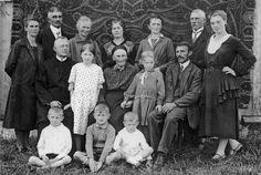 Joseph et sa famille