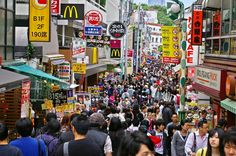 www.3or10.net - It  is a fashion street with lots of local people and tourists, you can find many costumes and cosplay items in these shoping stores and there are famous,wonderful Crepe Shops