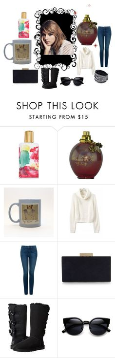 """""""Taylor Swift"""" by fire-flower7001 ❤ liked on Polyvore featuring Elizabeth Arden, NYDJ, Monsoon, UGG Australia, women's clothing, women's fashion, women, female, woman and misses"""