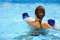 A natação e até os exercícios feitos na piscina são muito bons para o nosso corpo e saúde...