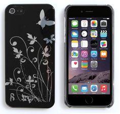 Johnny Palermo iPhone 6 Butterfly Case schwarz