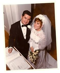 TV personalities Regis and Joy Philbin married March 1, 1970. Still going strong!