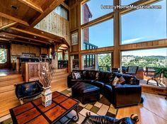 Luxury Mountain Estate