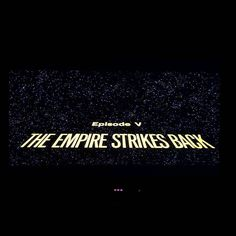 Now time for #episodev this #StarWarsMarathon is actually going by quite quickly #starwars