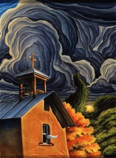 Storm ~ by William Haskell