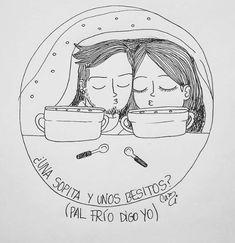 Catana Comics, Love Illustration, Love Notes, My Boyfriend, Best Quotes, Nostalgia, Sketches, Valentines, Words