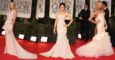 Fashion Friday: Golden Globes 2012 Inspired Wedding Gowns