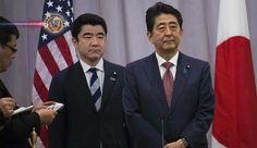 Em sua reunião de cúpula com Trump, Abe dirá que empresas japonesas criam empregos. O primeiro-ministro do Japão, Shinzo Abe, disse que planeja dizer ao pre