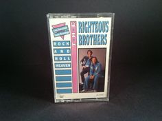 RIGHTEOUS BROTHERS - rock n roll heaven - BRAND NEW CASSETTE oldies