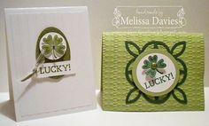Lucky Day created by Melissa Davies @ rubberFUNatics
