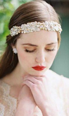 Enchanted Atelier - Contessa Headband Gold