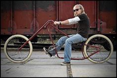 Cool Chopper Bike