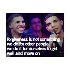 Drake Quotes, Kid Cudi Quotes, Wiz Khalifa Quotes found on Polyvore